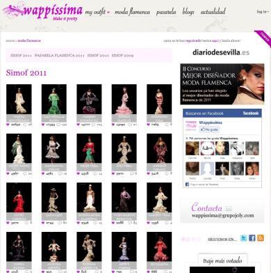 Portal de Moda Wappíssima